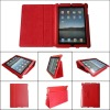 leather case for ipad2 ,for  ipad2 leather case