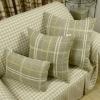 linen / cotton cushion cover