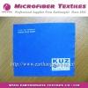 logo printed microfiber lens cloth