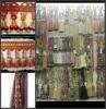 long decorative  tassel fringe tieback for curtain