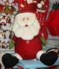 lovely christmas santa fancy present