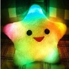 lucky star LED pillow
