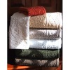 luxury 100% cotton bath towel