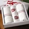 luxury 100% cotton face towel