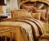 luxury bedding set home textile 9 Piece Bed in a Bag Comforter set Designers Europen style