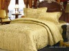 luxury jacquard bedding set