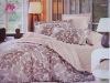 luxury printed flat sheet set