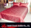 luxury sequin quilted bedspread