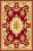 machine-woven hand craft aubusson pattern rug
