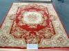 machine-woven hand craft aubusson pattern rugs