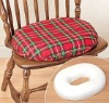 memory foam donut seat cushion