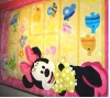 mickey mouse child  carpet factory in tianjin