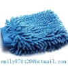 micrfiber car cleaning towel gloves
