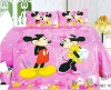 micro fiber mickey mouse bedding sets for girls