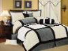 micro suede comforter set