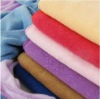 microfiber fabric towel
