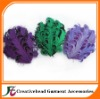 mixed colors curly nagorie feather headbands