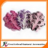 mixed curly nagorie feather pad