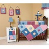modern baby bedding set