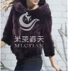 nartural mink fur coats women