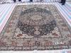 natural silk carpet