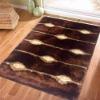 new design shaggy carpet/rug