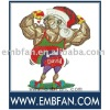 new embroidery digitizing (merry christmas)