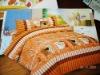new product 100%cotton bedsheetset