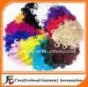 new style colored nagorie curly feather headband