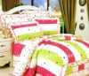 new styles 100% cotton children silk bed sheet