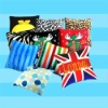 newest decoration foam beads pillow cushion