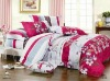 newest style printed bed sheet sets