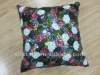now design cotton home textiles satin Sequins bead cushions pillow covers