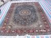 old oriental silk carpet & rugs