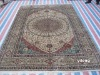 old oriental silk carpet & rugs