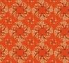 orange color hotel carpet in wilton series