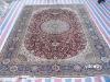 orient carpet silk