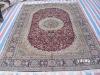 oriental carpets silk