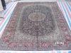oriental rugs silk