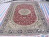 pakistan silk carpets