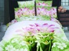 photo print colourful bedding set