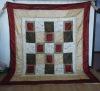 piecing floret comforter