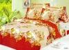 pink luxury bedsheet set
