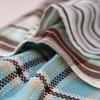 plaid 100% cotton table cloth