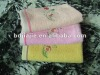 plain dyed children towel