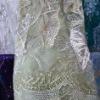plain embroidery fabric