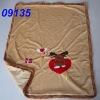 plush Baby blanket,infant blanket -09135