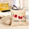 plush cute christmas cushion