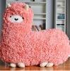 plush funny sheep camel cushion