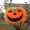 plush pumpkin cushion